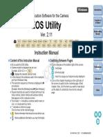Canon 60D EOS Utility Guide
