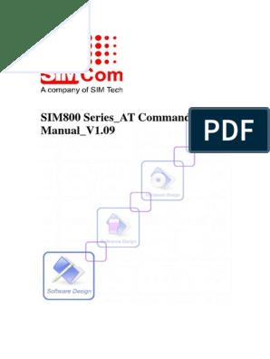 Sim800 AT command | File Transfer Protocol | Hypertext Transfer Protocol