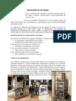Generadores de vapor.docx
