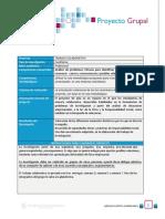 Proyecto Grupal Etica Empresarial