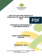Sistema de Referencia y Contrareferencia de Pacientes