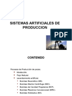 Sistemas Artificiales de Produccion