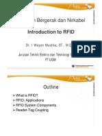 09. Nirkabel - RFID