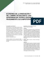 Dialnet-EconomiaDeLaInnovacionYDelCambioTecnologico-2991260