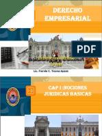 Cap i -Nociones Juridicas Basicas