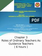 teachers as Counselors