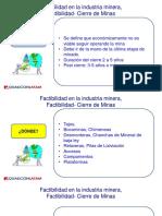 FACT 5.2 Post Cierre de Minas