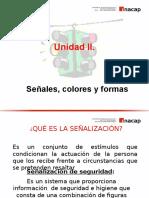 Unidad II-1ª- Señales, Colores y Formas 2