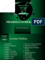 Pharmacotherapy Pharmacy 3rd Shifting