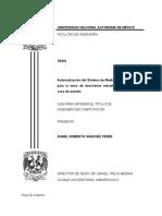 Automatización del Sistema de Medición de Desempeño para la toma de decisiones estratégicas de negocio
