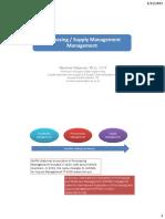 Supply Management 2014