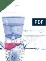 Manual Sistema Purificador de Agua