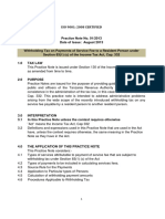 Practice Note 01-2013