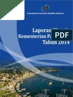 LAPORAN KINERJA KEMENTERIAN PARIWISATA TAHUN 2014 v4.pdf