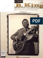 B.B. King-The Definitive Collection [PDF]