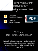 8. QA Dan Performance Improvement