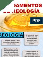 Fundamentos de Reología