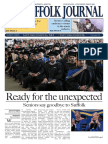The Suffolk Journal Orientation Issue 2016
