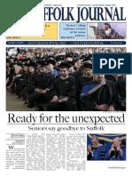 The Suffolk Journal Orientation Issue 2016