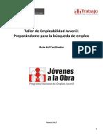 4. GUIA DEL FACILITADOR - TALLER DE EMPLEABILIDAD.pdf