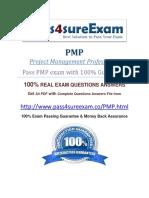Pass4sure PMP Study