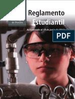 Reglamento Estudiantil 19 Jun 2012