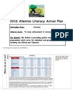 literacy action plan 16
