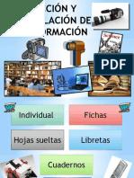 Extracción y Recopilación de información