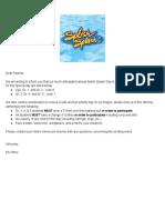 2016 Splish Splash Day - Classroom Blog - Google Docs