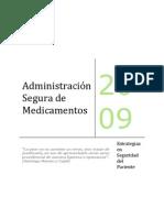 Administración Segura de Medicamentos