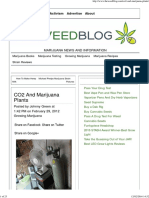 CO2 and Marijuana Plants _ the Weed Blog