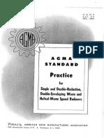 AGMA 441-03