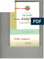 Islamic Banking and Uncertainity