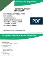 Historia de la Educación en Argentina_verdadero