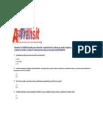 Encuesta Aplicada al personal de Asotransito