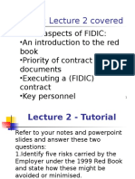 Lecture 2 - Tutorial