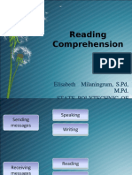 Introduction of Reading Comprehension
