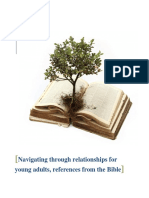 Navigating Through Relationships for Young Adults References From the Bible 2016270514 PDF