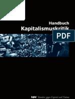 Handbuch Kapitalismuskritik