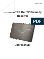 User Manual HR-630 En -ASUKA Car TV