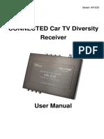 User Manual HR-630 En -ASUKA Car TV