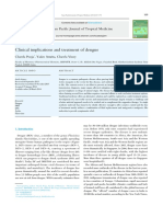 Clinical Implications and Treatment of Dengue