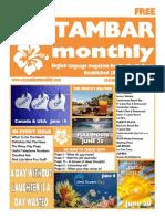 Costambar Monthly June 2016