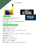 VOC Work Strike 1