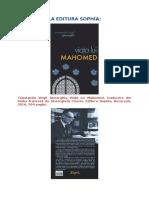 Viata Lui Mahomed