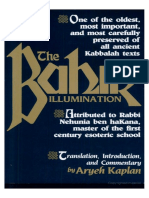 Aryeh Kaplan - The Bahir Illumination