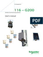 Flite 116 & G200 User's Manual
