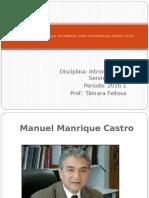 Aula - Manrique Castro