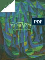Verlagsprospekt «Der Grüne Vogel»