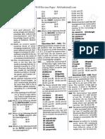 IBPS PO II Previous Paper 2012.18
